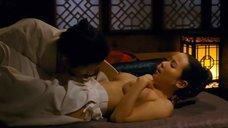 3. Страстная секс сцена с Чо Ё-джон – Слуга (2010)