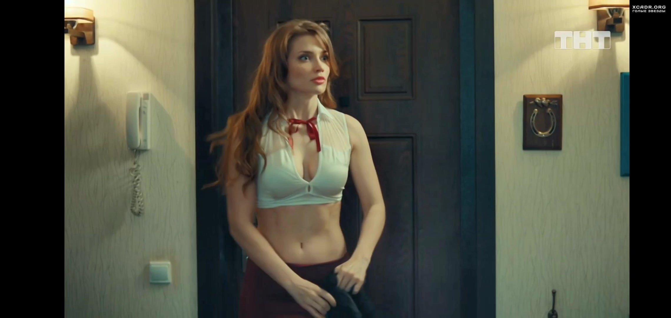 Алина Лапина Голая
