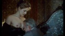 Интимная сцена с Доминик Сандой