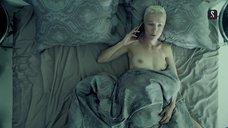 Дарья Мороз топлес в постели