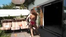 3. Екатерина Климова в бикини на отдыхе