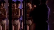 Полностью голая Джоан Северанс