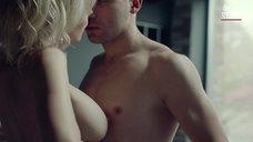 Секс сцена с Мариной Зудиной