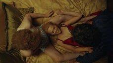 Секс с Джанет Вэрни при муже