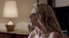 Интимная сцена с Алин Джонс