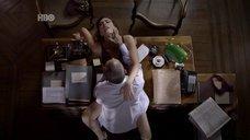 Секс с Изабель Вилкер на рабочем столе