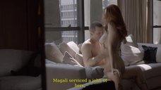 Секс сцена с Мишель Батистой