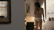 Мэгги Джилленхол в нижнем белье