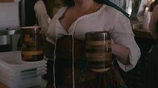 1. Сочная грудь Роберты Вальдеррамы – Американская принцесса