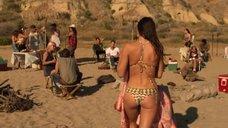Каролина Гуерра в купальнике