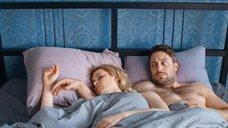 Зоя Бербер в постели
