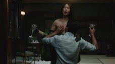 Эротическая сцена с Ким Мин-хи