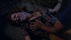 3. Изнасилование Лоне Флеминг на кладбище – Чёрная месса