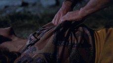 4. Изнасилование Лоне Флеминг на кладбище – Чёрная месса