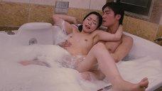 6. Секс с Канако Нисикавой в ванне – Белая лилия