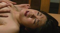 8. Горячая секс сцена с Рин Асукой – Белая лилия