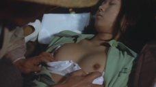 Секс со спящей Тэруми Адзумой