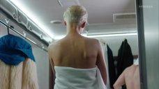 3. Снежана Самохина в полотенце – ИП Пирогова