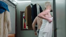 4. Снежана Самохина в полотенце – ИП Пирогова
