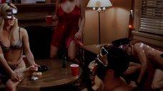 3. Джессика Бил на развратной вечеринке – Правила секса