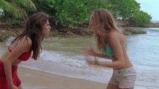 4. Драка Аманды Байнс с Джэми-Линн Сиглер – Любовь на острове