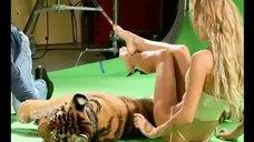 6. Бэкстейдж с фотосета Кристины Асмус для журнала Maxim
