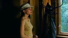 Юлия Маврина в мокром платье