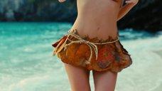 2. Анна Хилькевич в купальнике из кокоса – Остров везения