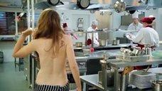 5. Валерия Федорович засветила грудь – Кухня