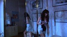 6. Екатерина Климова в ночной рубашке – Сильная слабая женщина