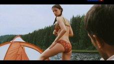 Светлана Антонова в купальнике