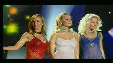 15. группа «Блестящие» на Песне года 2003