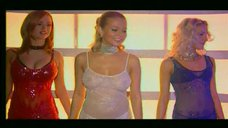 группа «Блестящие» на Песне года 2003