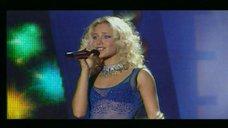 9. группа «Блестящие» на Песне года 2003