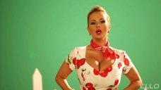 1. Съемки клипа Анны Семенович «Июльское лето»