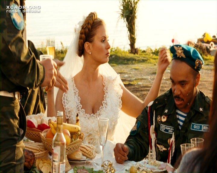 Свадебное фото Анны Семенович произвело фурор