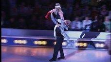 5. Танец Анны Семенович на льду
