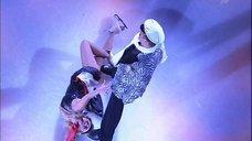 6. Танец Анны Семенович на льду