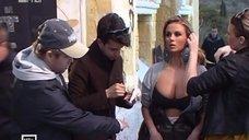 3. Съемки клипа Анны Семенович «Не Мадонна»