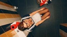 Наталья Бардо уснула на унитазе