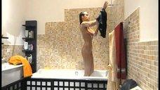 Мария Берсенева принимает ванну