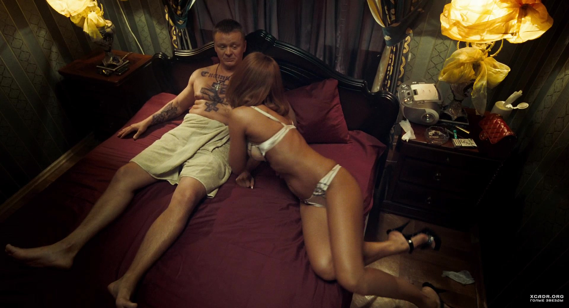 Порно мария шаталова