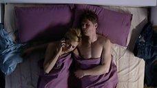 Ольга Шелест в постели