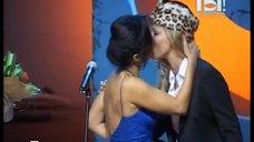 Тина Канделаки о  поцелуе с Ксенией Собчак
