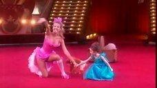 Ксения Собчак в шоу «Цирк со звёздами»