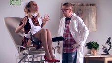 Ксения Собчак в телеперадаче «В гостях у Дмитрия Гордона»