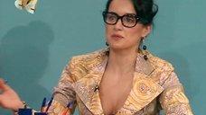 Тина Канделаки в шоу «Слава богу, ты пришел!»