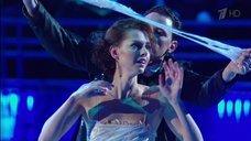 14. Чувственный танец  Лянки Грыу на льду