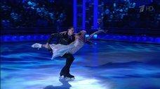 15. Чувственный танец  Лянки Грыу на льду