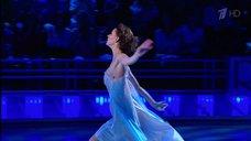 2. Чувственный танец  Лянки Грыу на льду